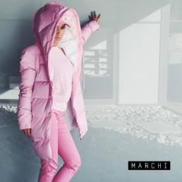 MARCHI   Topshop   pink