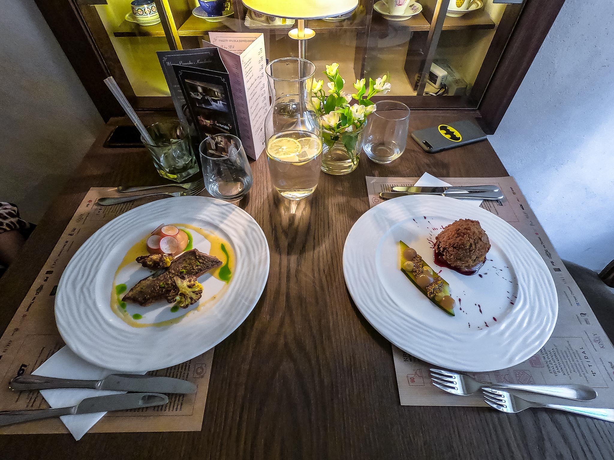 restaurant week hotel alter, lublin