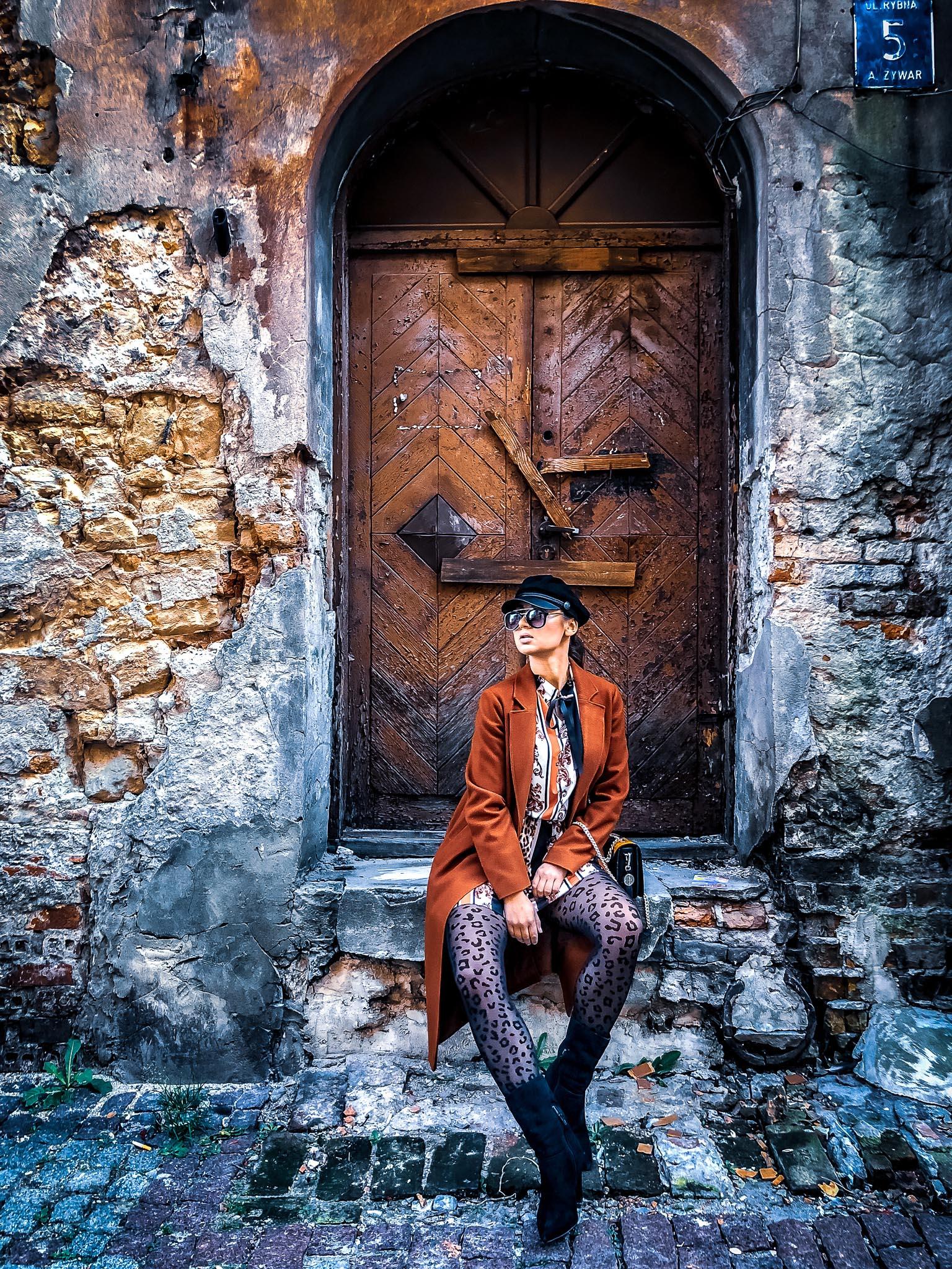 stare miasto, lublin, starówka, jesień, fall, autumn, fashion, ootd
